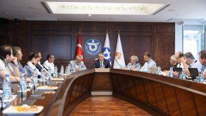İZTO'da 'Balıkçılık Çalışma Grubu' kuruldu
