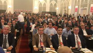 Konak Belediye Başkanı Abdül Batur Türkiye Belediyeler Birliği'nin encümenine seçildi