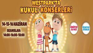 Kukuli ve Arkadaşları Westpark'a Geliyor!