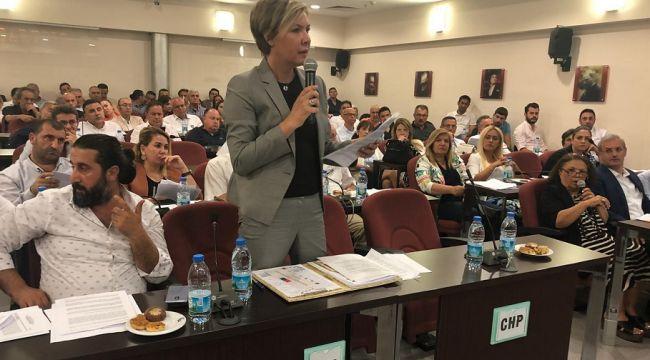 MHP'li Karşıyaka Belediye Meclisi Üyesi Dikmen'den 'Marka Kent Karşıyaka Komisyonu'Talebi