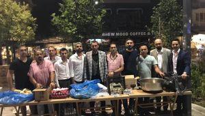 MİSİAD ve Türk Kızılayı'ndan Ortaklaşa Sahur Programı