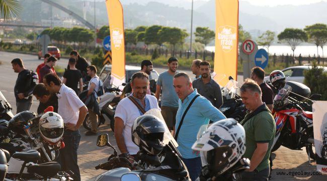 'Motorcu Dostu Trafik' projesi İzmir'de devam ediyor