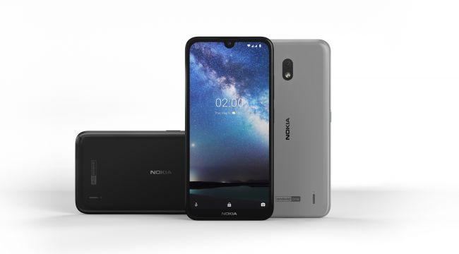 Nokia 2.2, yapay zekâ ve en güncel Android'i erişilebilir fiyatlarla sunuyor