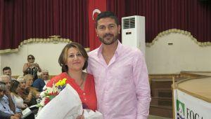 Özlem Duvan Temizel, Foça Kent Konseyi'nin ilk Kadın Başkanı oldu…
