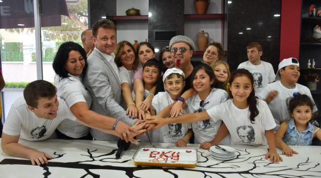 Serdar Aksoy: 'Fenilketonüri ile ilgili farkındalık yaratmak istiyoruz'