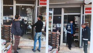 Torbalı Belediyesi 20 Suriyeli Esnafın Ekmeklerini Elinden Aldı