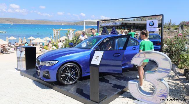 Yeni BMW 3 Serisi bayram tatili süresince Türkiye'de ilk kez Çeşme'de otomobilseverlerle buluşuyor