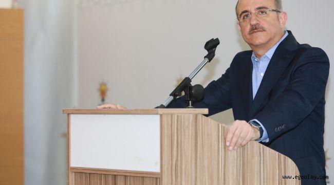 AK Parti İzmir İl Başkanı Kerem Ali Sürekli:'Mücadelemiz Sürüyor'