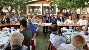 AK Parti İzmir İl Başkanı Sürekli;