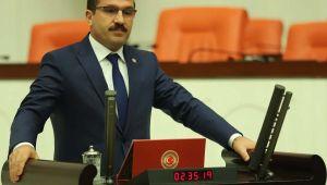 Ak Parti İzmir Milletvekili Kırkpınar; 'Duyduklarımız Doğruysa Durum Çok Vahim'