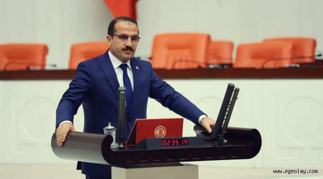 Ak Parti'li Kırkpınar'dan 15 Temmuz Açıklaması
