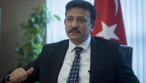 """AK Partili Hamza Dağ: """"Yapmayacağız dedikleri her şeyi tek tek yapıyorlar"""""""