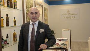 Akhisar'dan zeytine destek çağrısı