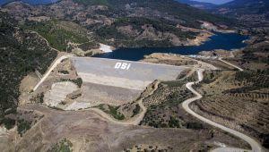 Aktaş Barajı'ndan Ödemiş Ovasına su verildi