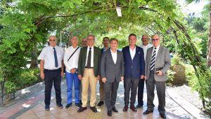 Altay Spor ve Eğitim Vakfı'ndan Başkan İduğ'a: