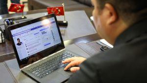 """Başkan Kılıçtan """"birebir"""" sosyal medya mesaisi"""