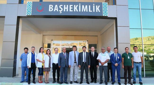 Binali Yıldırım Foça Devlet Hastanesinin Açılışını Yapacak