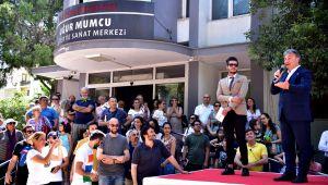 Bornova'da geleceğin tiyatrocuları yetişiyor