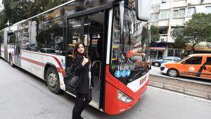 Büyükşehir'd en toplu ulaşımda iki müjde