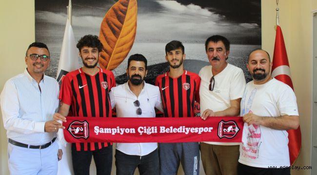 Çiğli Belediyespor'dan Transfer Atağı