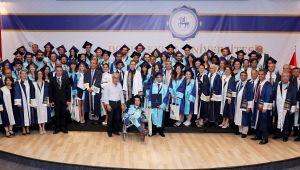 DEÜ'de ortak mezuniyet heyecanı