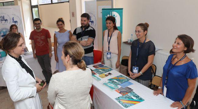 Dokuz Eylül Üniversitesi Aday Öğrencilerle Buluşuyor