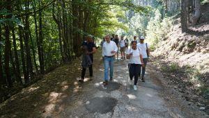 """Ege Üniversitesi'nin hazırladığı """"Efeler Yolu Projesi"""" turizme can suyu olacak"""