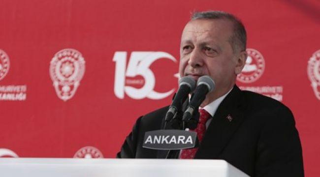 Erdoğan'dan S-400 mesajı: Hedefimiz Rusya ile ortak üretim yapmak