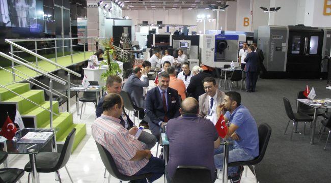 İzmir, ilk yarıyılda makine sektörünün ihracatından yüzde 7'lik pay aldı