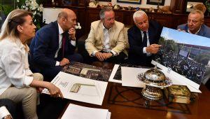 İzmir'in sporda gelişimi için ilgili herkes bir araya gelecek