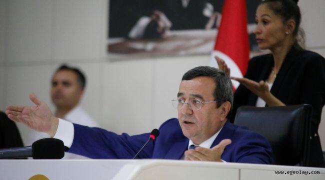 Konak'ın Yeni Birimlerine Meclisten Onay