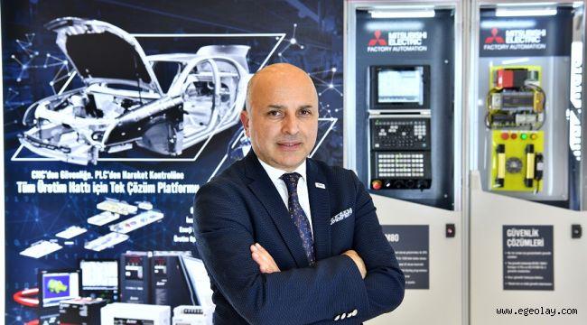 Mitsubishi Electric geleceğin dijital fabrikalarını bugünden inşa ediyor