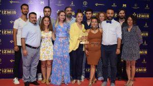 Özel Ödül Azrail'le Dans Filmine Verildi