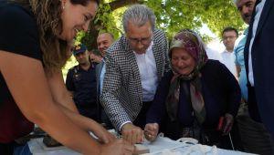 """Rektör Budak, """"Biz İzmir'in, Ege'nin, Bergama'nın geleceğine katkı sunmak için gönüllüyüz"""""""