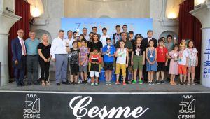 Uluslararası Çeşme Açık Satranç Turnuvası sona erdi