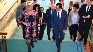 Yabancı ülke heyetlerinden İmamoğlu'na tebrik ziyaretleri