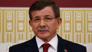 Ahmet Davutoğlu'nun sözleri Meclis'e taşındı!