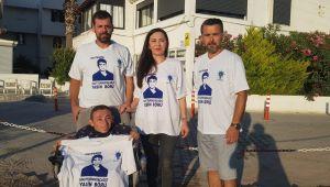 Ak Parti İzmir Sosyal Politikalar Başkanlığından Yasin Börü İçin Kurban Dağıtımı