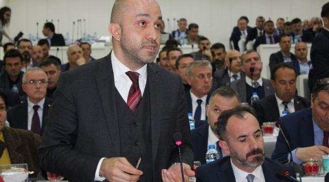 AK Parti'li Taştan'dan internet basınına destek çağrısı