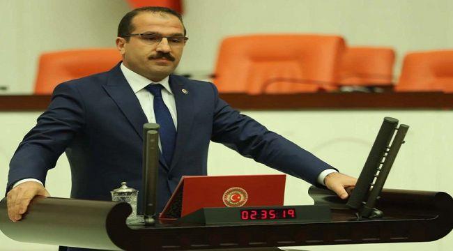 Ak Partili Kırkpınar'dan Güçlü Türkiye Vurgusu