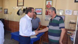 Ak Partili Kırkpınar'dan Tarımsal Destek Açıklaması