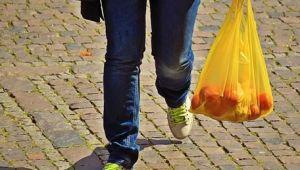 Almanya plastik poşetleri yasaklıyor
