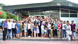 Başkan İduğ; Çamdibi'ne Havuz ve fitness salonu müjdesi verdi