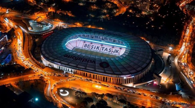 Beşiktaş ve Vodafone Park Süper Kupa'ya Hazır