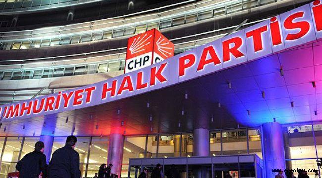 CHP'den 8 partiye çağrı: Gelin görüşelim