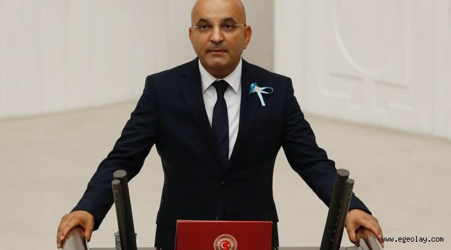 CHP'li Polat: 'İzmir'in dağlarında tekrar çiçekler açacak'