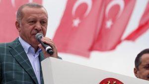 Cumhurbaşkanı Erdoğan: Batı tehdit sallıyor, biz tehdit dinlemeyiz
