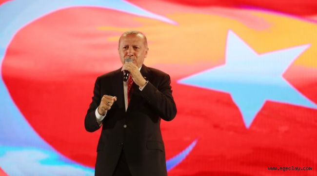 Cumhurbaşkanı Erdoğan'dan Zafer Haftası mesajı