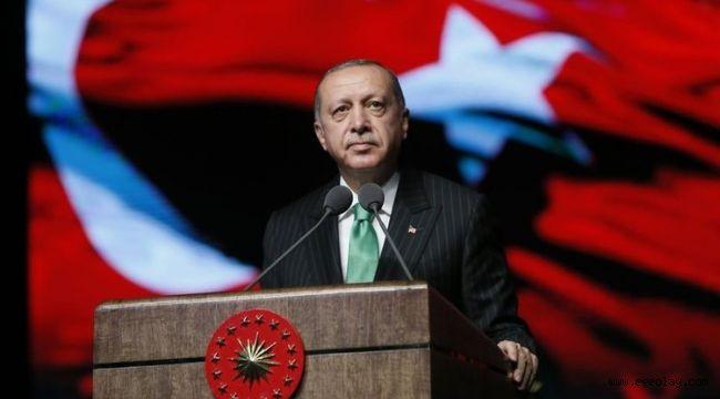 Erdoğan'dan 18. yıl mesajı: Dün bitti, geçti gitti, bugün yeni bir gündür