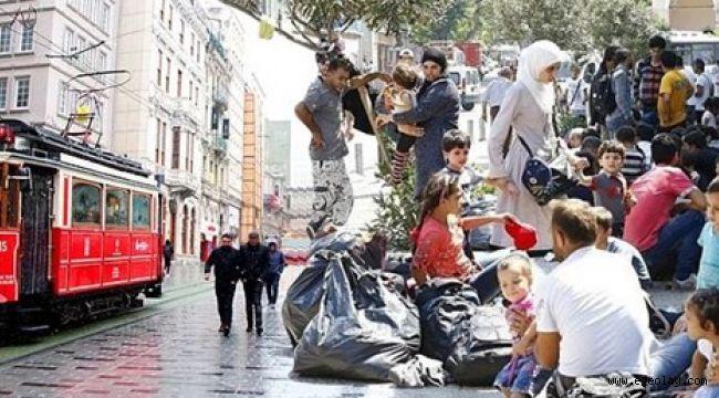 İstanbul Valiliği: 2 bin 630 kayıtsız Suriyeli barınma merkezine gönderildi
